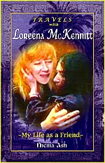 Travels with Loreena McKennitt by Niema Ash
